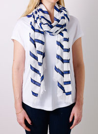 Clinton Kelly Loose Ends Scarf