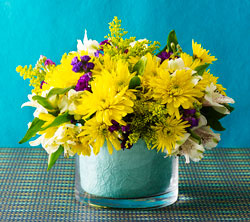 Clinton Kelly Grocery Store Bouquet