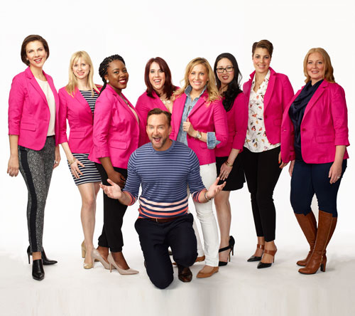 Clinton Kelly QVC