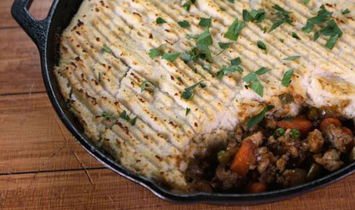 Clinton Kelly Healthy Shepherd's Pie
