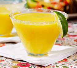 Clinton Kelly Frozen Mango Margarita