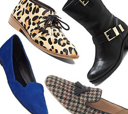 Fall Shoe trends