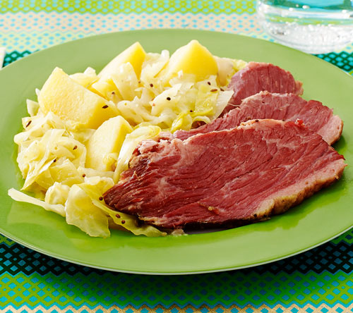 Clinton Kelly Slow Cooker Corned Beef