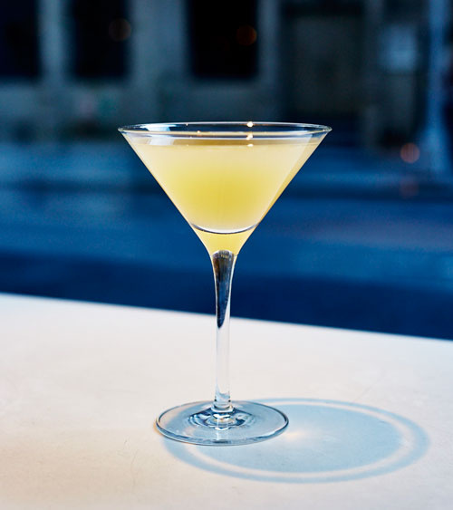 ABC Kitchen Big Apple Martini
