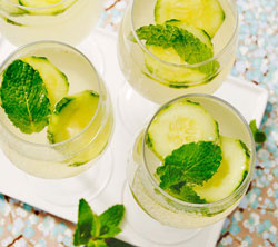 Clinton Kelly Cucumber Mint Spritz
