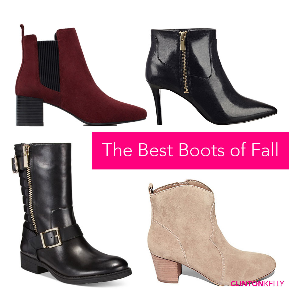 The Best Boots of Fall