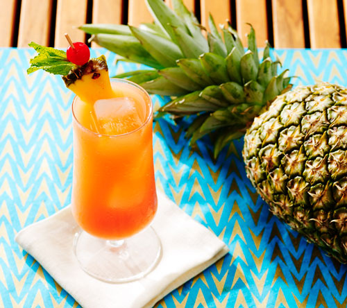 Clinton Kelly's Singapore Sling